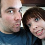 Me and Jason being goofy 1
