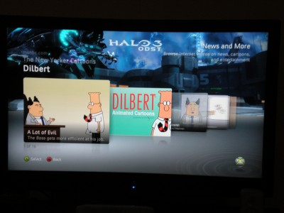 xbox live features preview dilbert