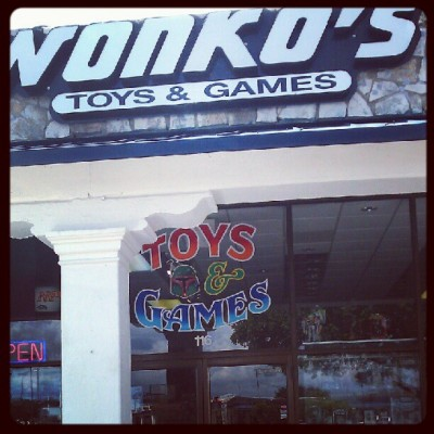 Wonko's Toys & Games