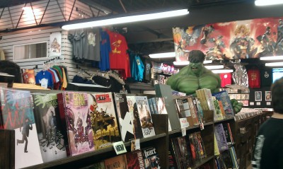 Austin Books & Comics