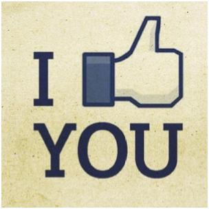facebook valentine