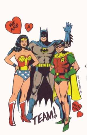 justice league valentine