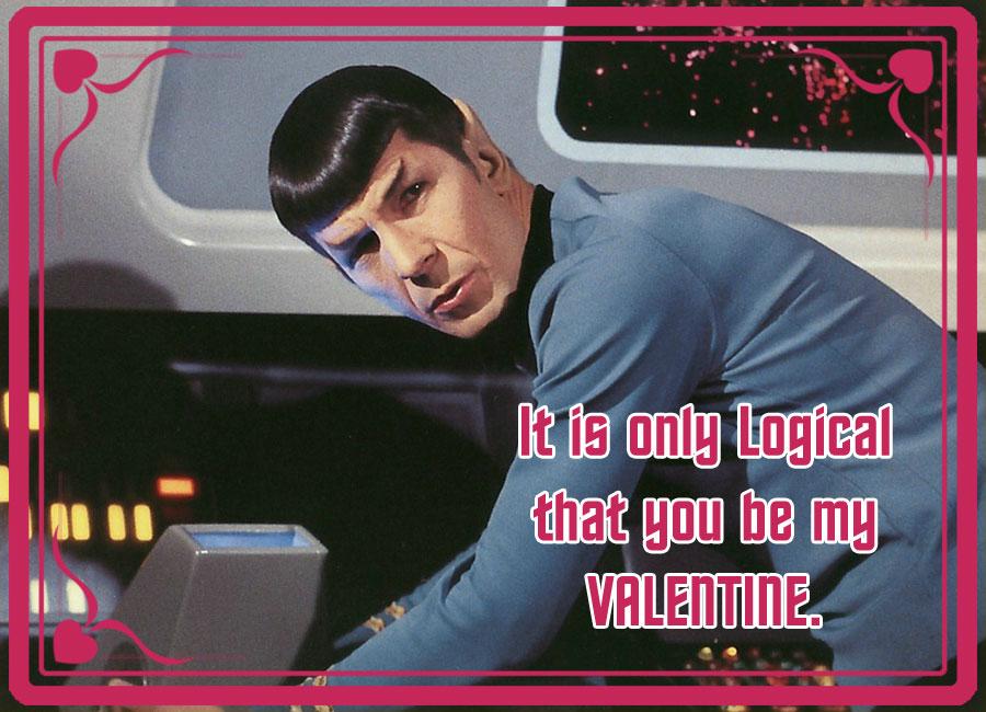 spock valentine