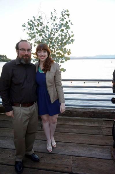 Caitlin and Jason Seattle